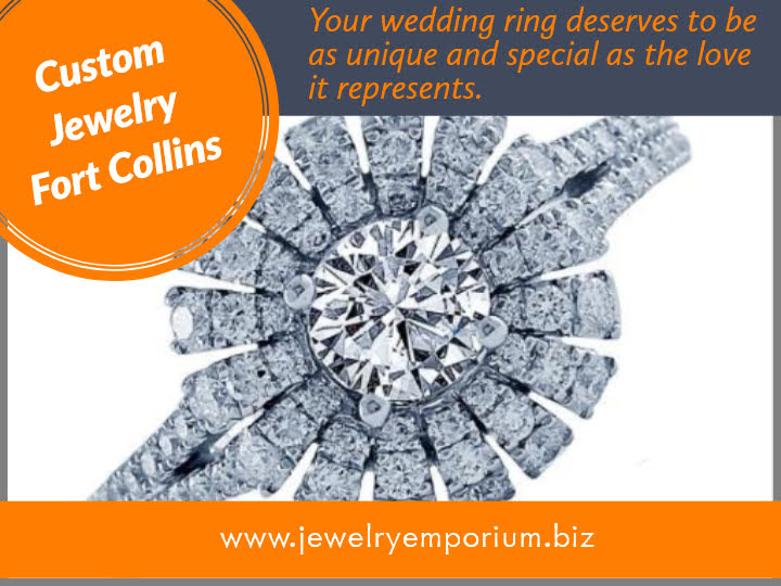 Custom Jewelry Fort Collins