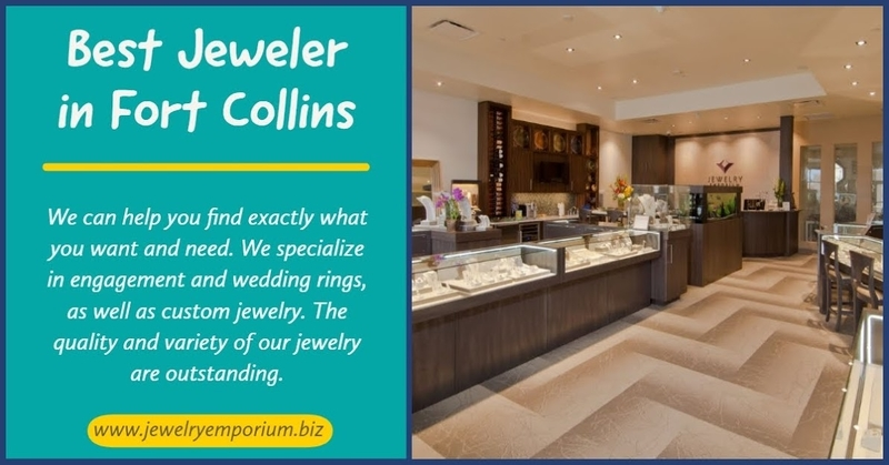 Best Jeweler in Fort Collins
