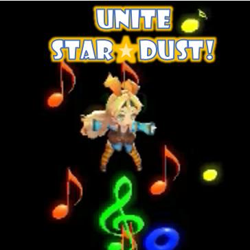 Unity Star Dust!