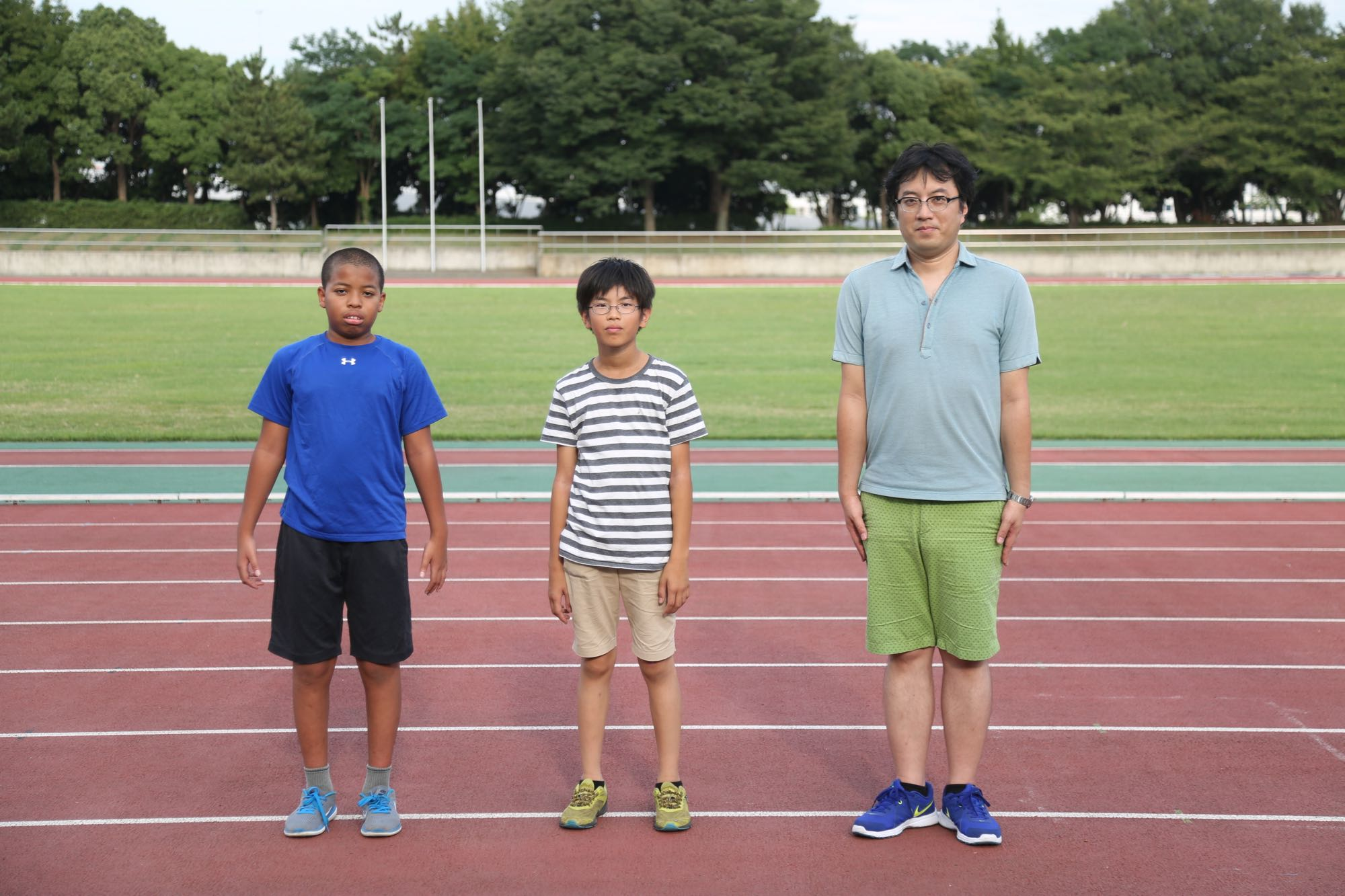38ae7344a3d46 速く走りたい子供たちへ タイムが1秒縮むコツを専門家に聞いてみた ...