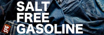 SALT FREE GASOLINE 無塩せきガソリン