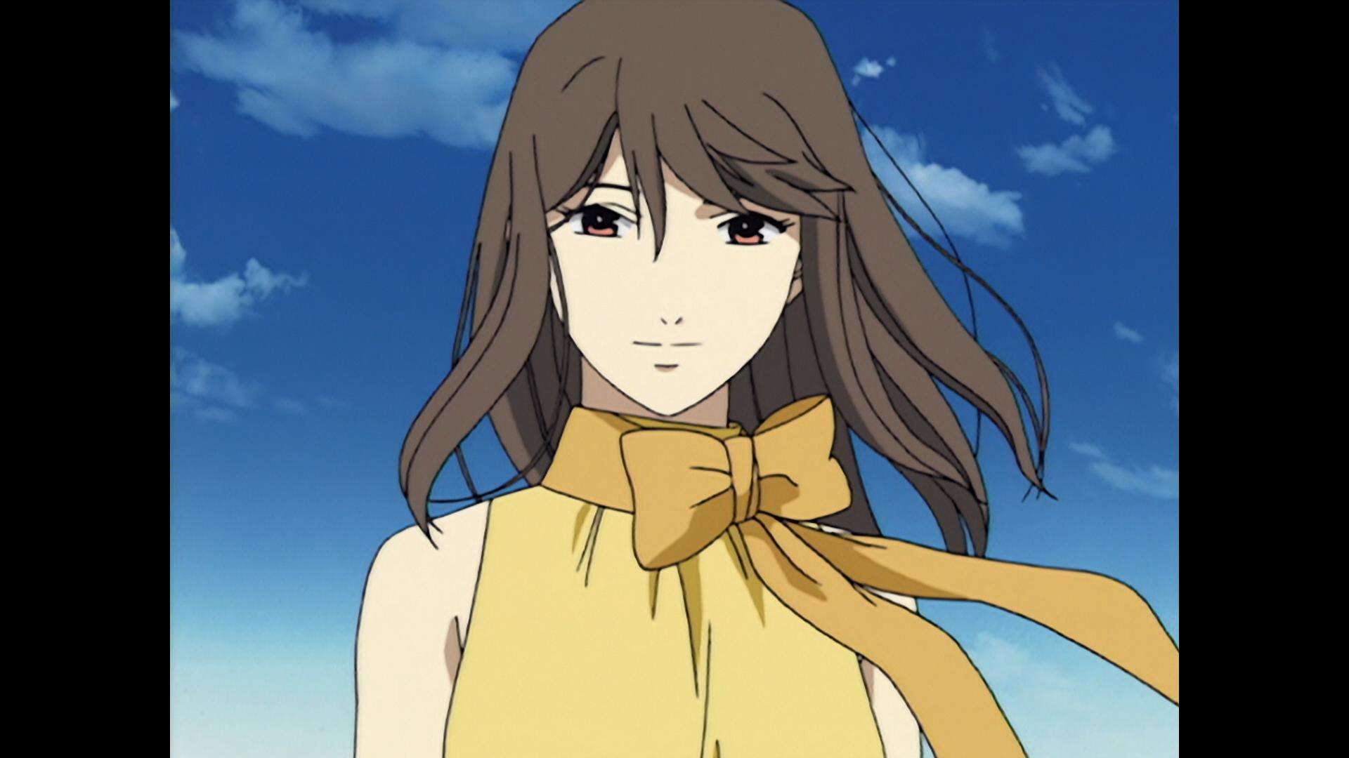 イシュトリ 美嶋玲香 ラーゼフォンの黄色いワンピース mishima reika Ixtli