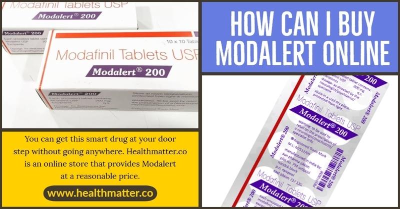 How can I Buy Modalert Online