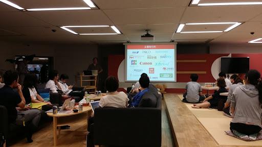 CMCミートアップ2015June 市川さん講演模様