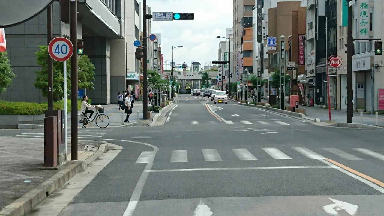 2017.6.2 名鉄バス (2) あんじょうえきまえどおり 1280-720