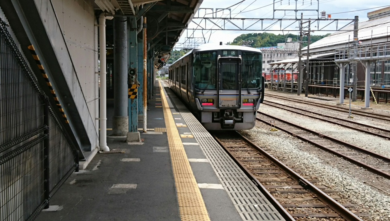 2017.6.3 豊岡 (70) 豊岡 - 回送電車 1270-720