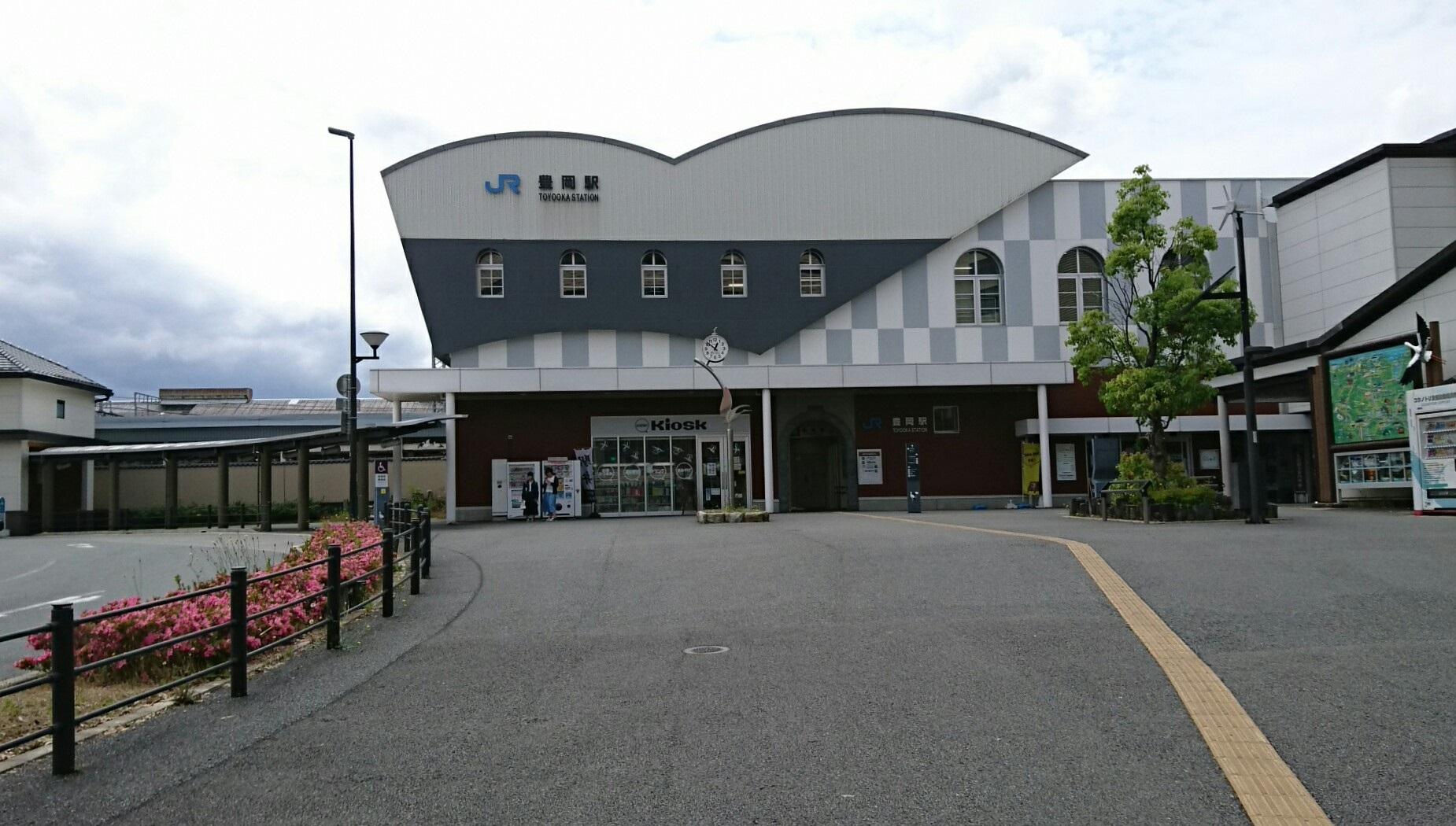 2017.6.3 豊岡 (76) 豊岡駅=橋上駅舎 1850-1050