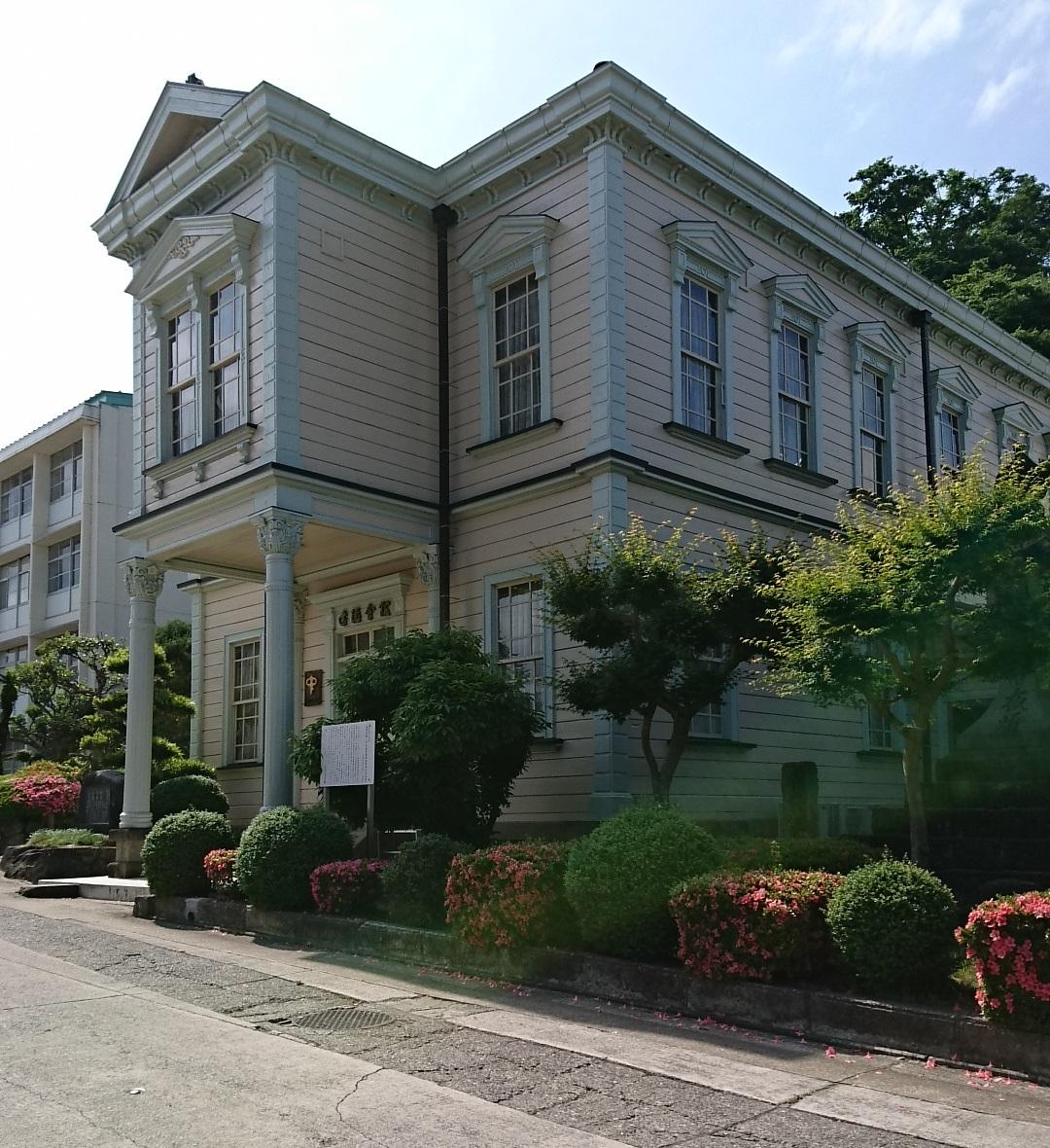 2017.6.3 豊岡 (101) 達徳会館(旧豊岡中学校本館) 1080-1180