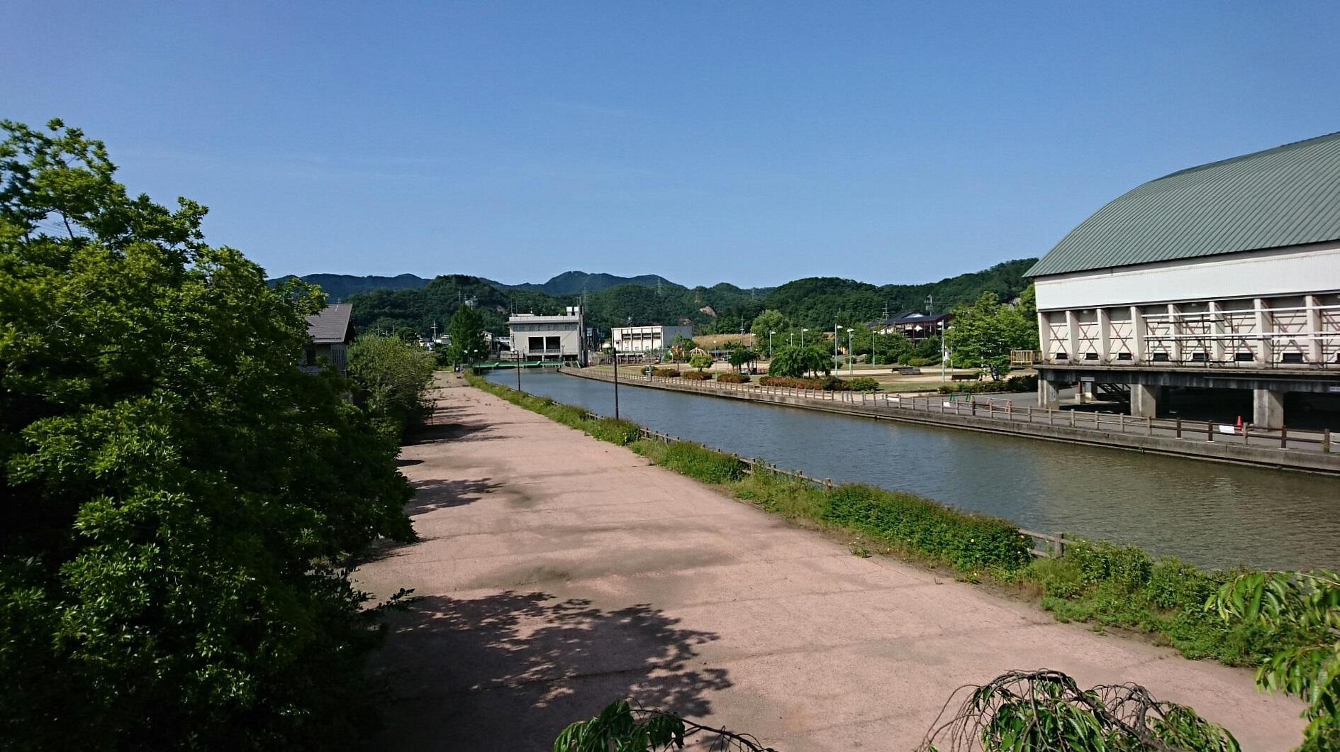 2017.6.3 豊岡 (108) 戸牧川(とべらがわ) 1890-1060