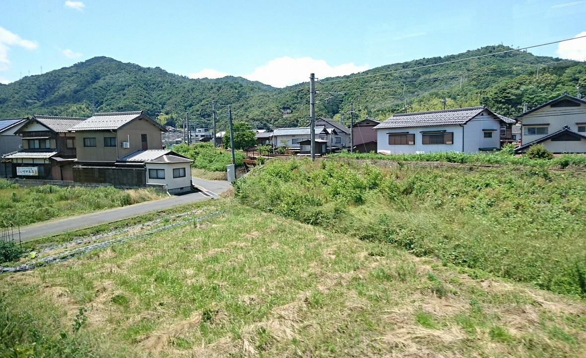 2017.6.4 天橋立 (94) たんごリレー4号 - 宮津-宮村間 1180-720