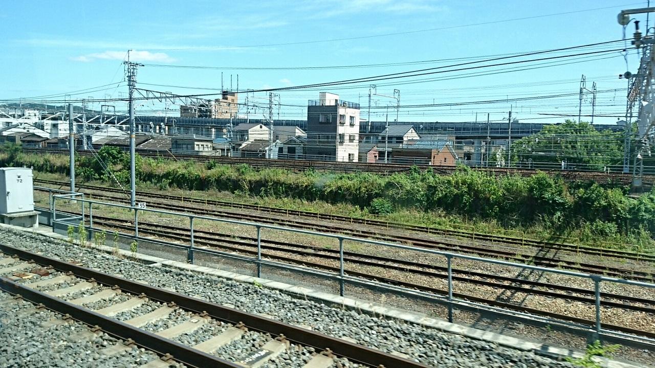 2017.6.4 天橋立 (136) きのさき14号 - 丹波口-京都間 1280-720