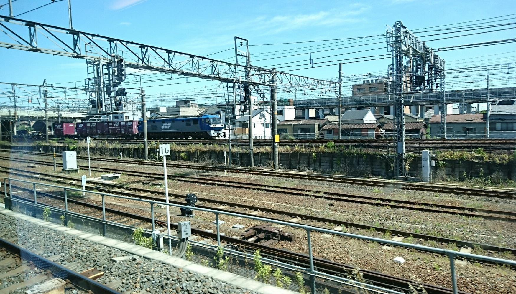 2017.6.4 天橋立 (137) きのさき14号 - 丹波口-京都間 1750-1000