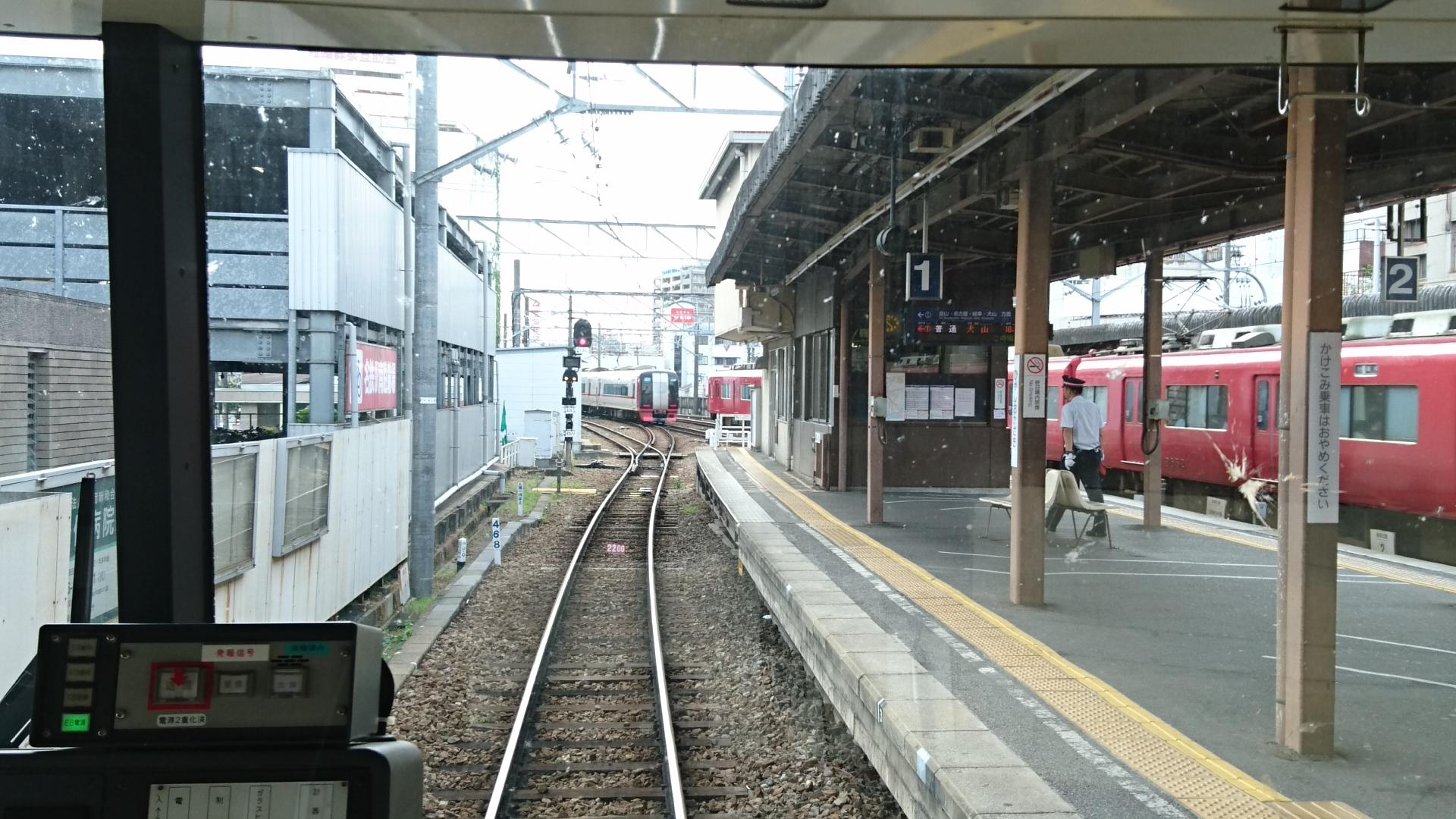 2017.6.24 坂戸 (3) 犬山いきふつう - 東岡崎 1920-1080