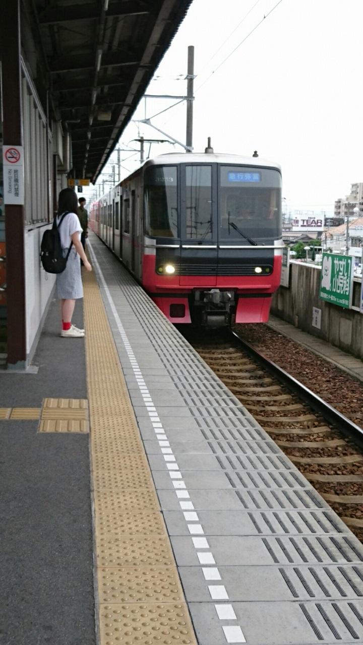 2017.7.5 西尾 (9) 西尾 - 弥富いき急行 720-1280