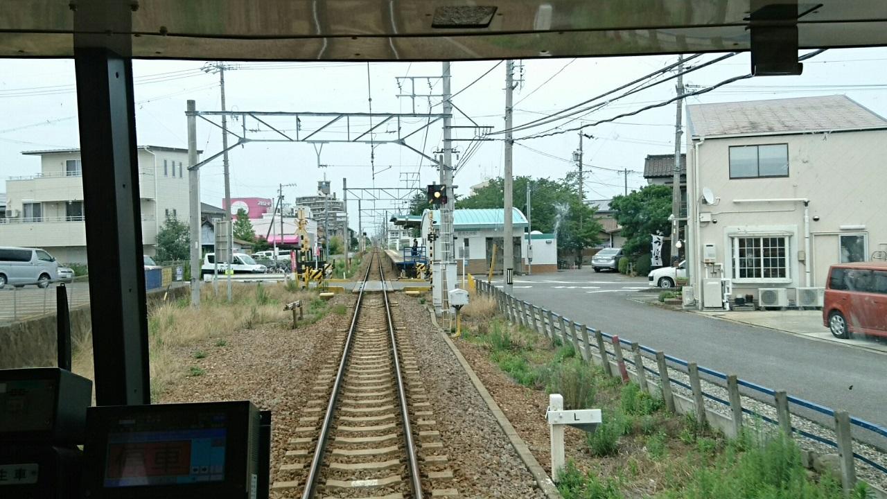 2017.7.5 西尾 (20) しんあんじょういきふつう - 古井 1280-720
