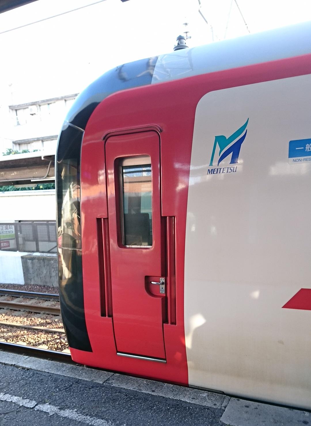 2017.7.11 名古屋 (3) しんあんじょう - 岐阜いき特急 1080-1480