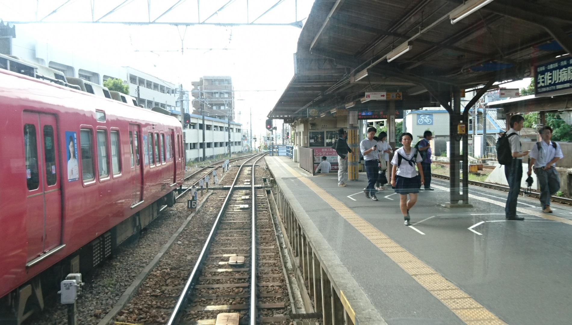 2017.7.13 名鉄 (38) 犬山いきふつう - しんあんじょう 1900-1080