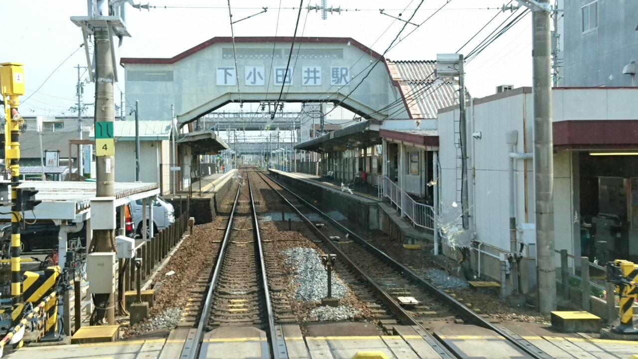 2017.7.19 布袋 (16) 犬山いき準急 - 下小田井 1280-720