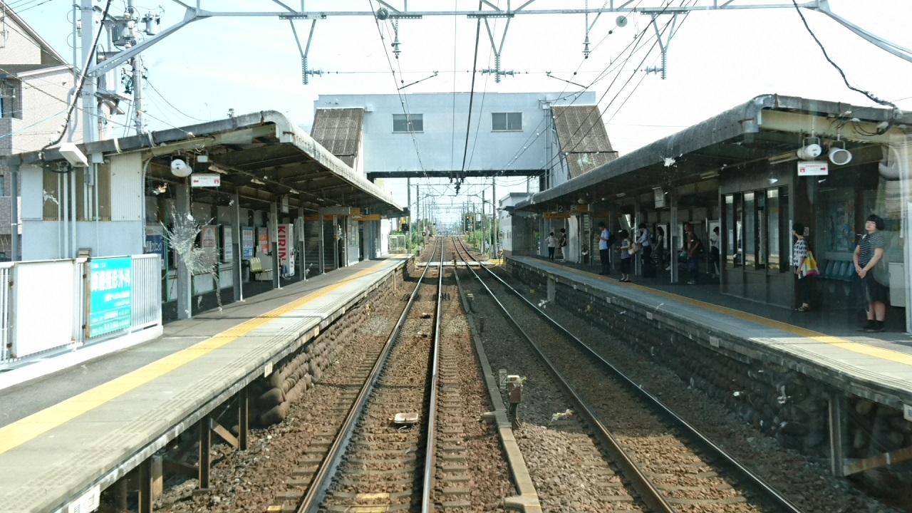 2017.7.19 布袋 (22) 犬山いき準急 - 徳重・名古屋芸大 1280-720
