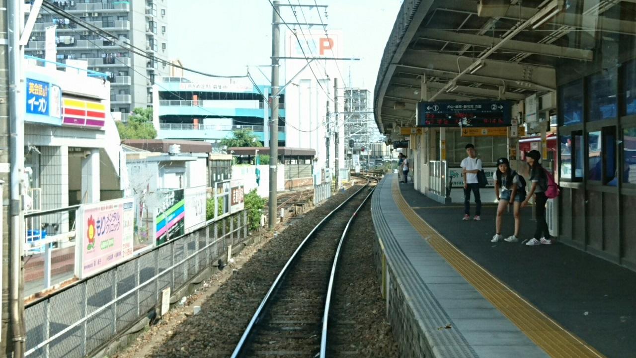 2017.7.19 布袋 (27) 犬山いき準急 - 岩倉 1280-720