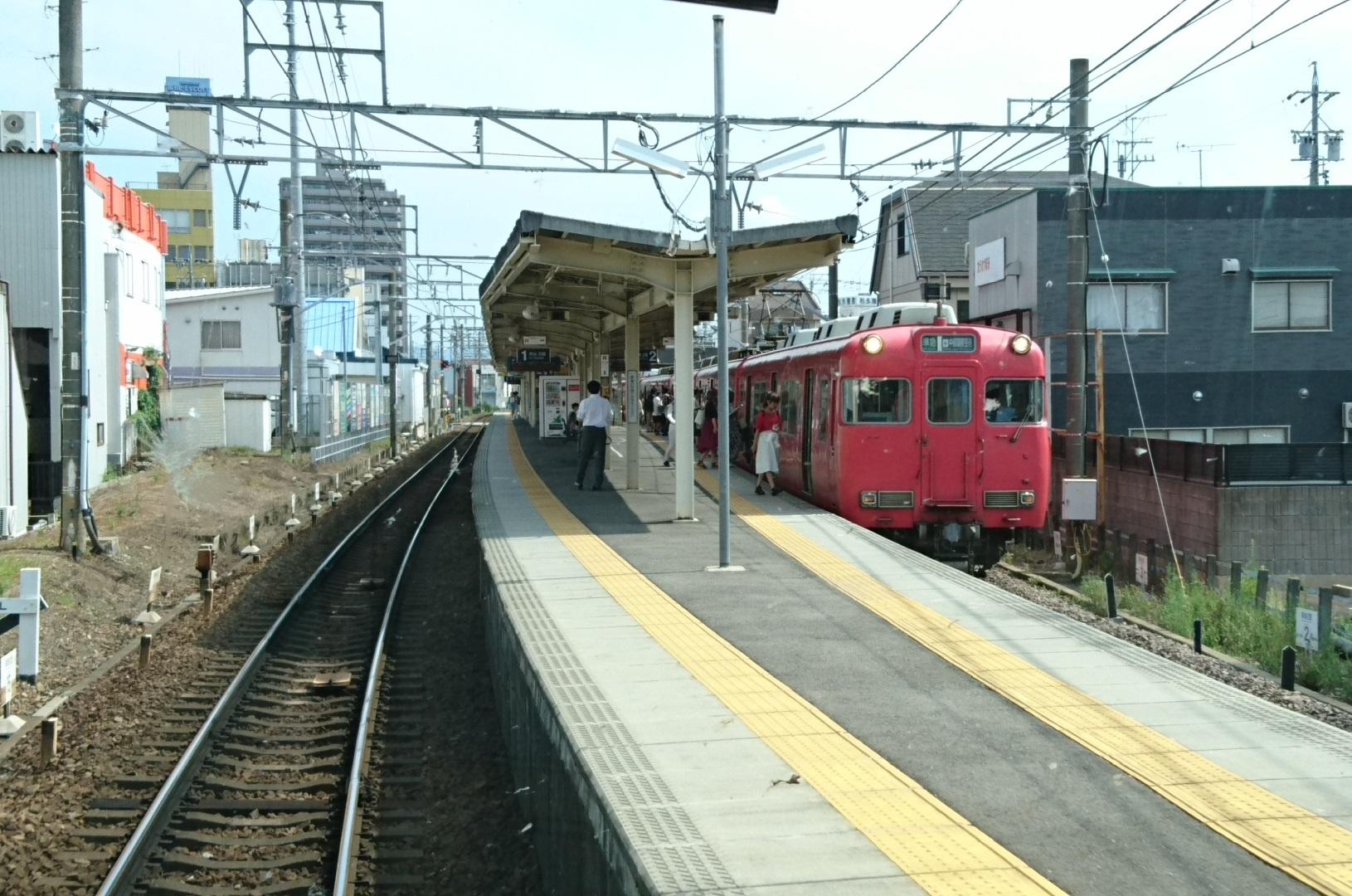 2017.7.19 布袋 (42) 犬山いき準急 - 江南 1630-1080