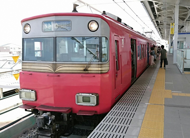 2017.7.19 布袋 (58) 布袋 - セントレアいき準急 1440-1050