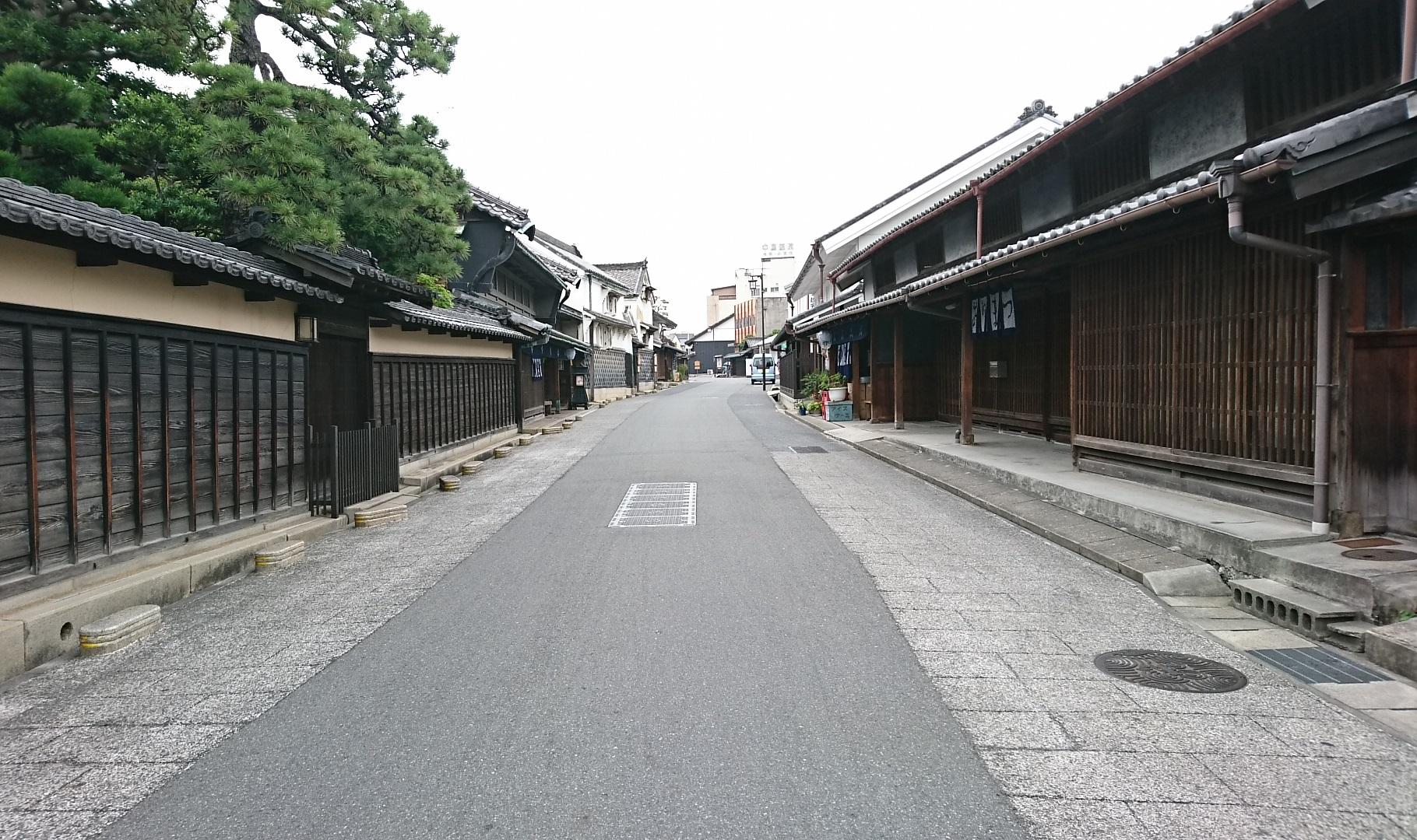 2017.7.24 有松 (6) まちなみ 1820-1080