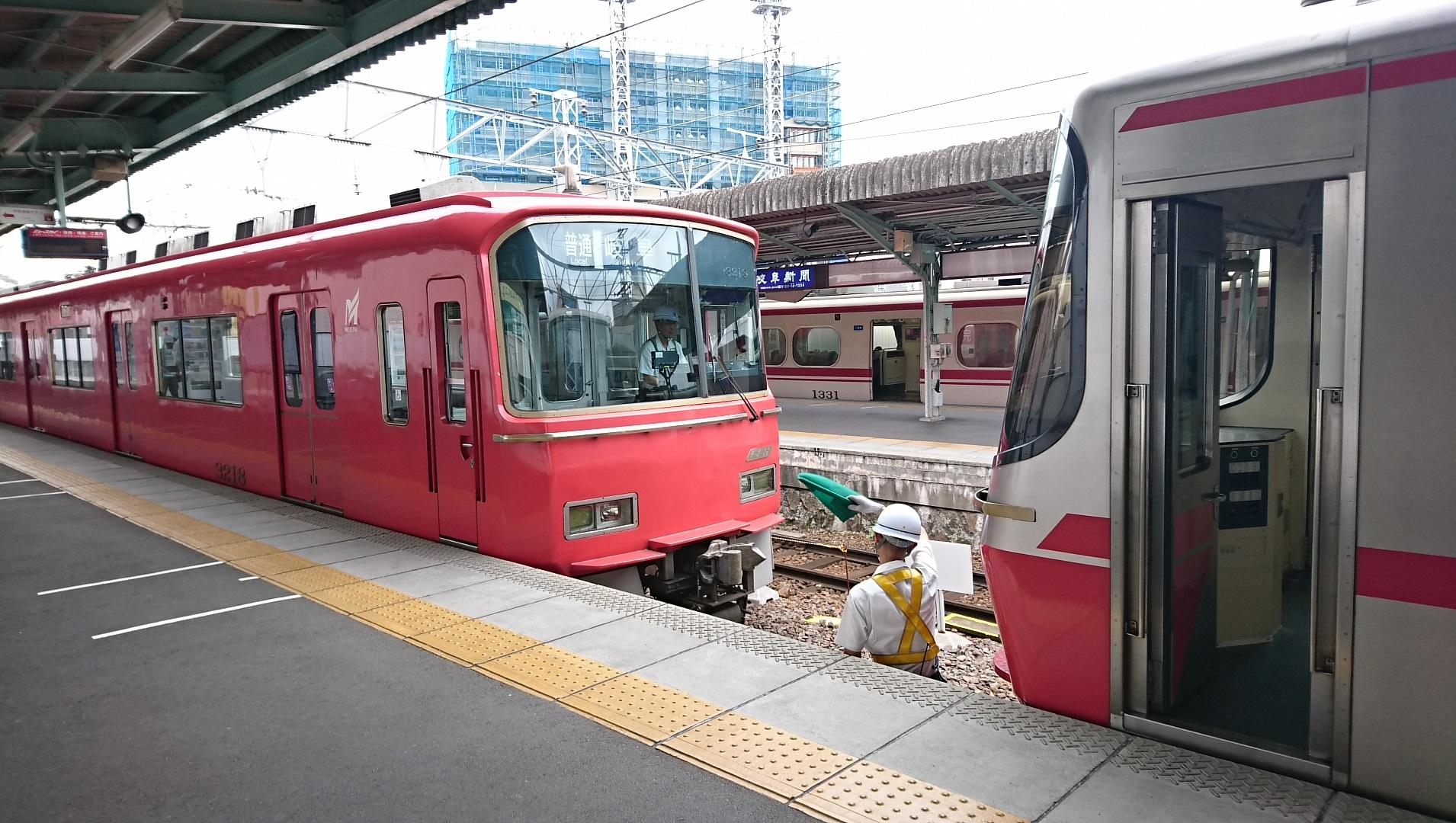 2017.8.3 笠松 (7) 岐阜 - 須ヶ口いきふつう 1910-1080