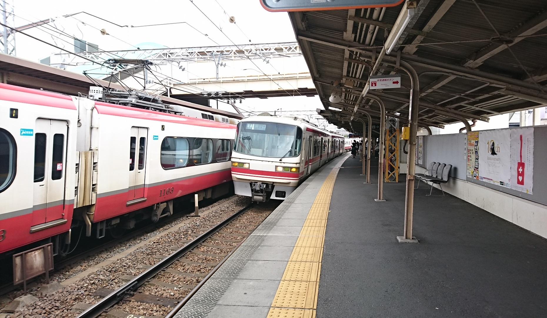 2017.8.3 笠松 (35) 笠松 - 須ヶ口いきふつう 1860-1080