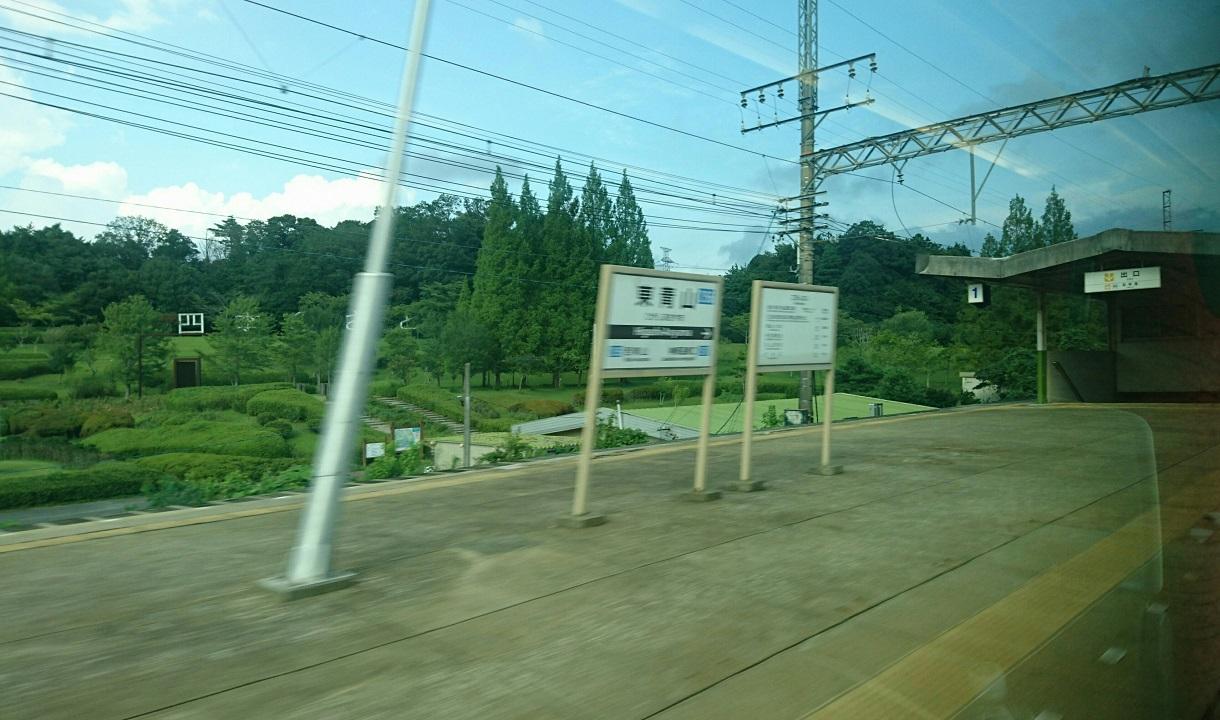 2017.8.18 近鉄 (12) 名古屋いき特急 - 東青山 1220-720