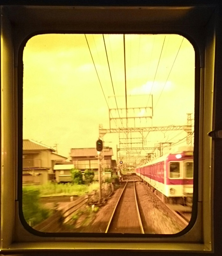 2017.8.18 近鉄 (16) 名古屋いき特急 - 海山道(松阪いき急行)のへん 720-830