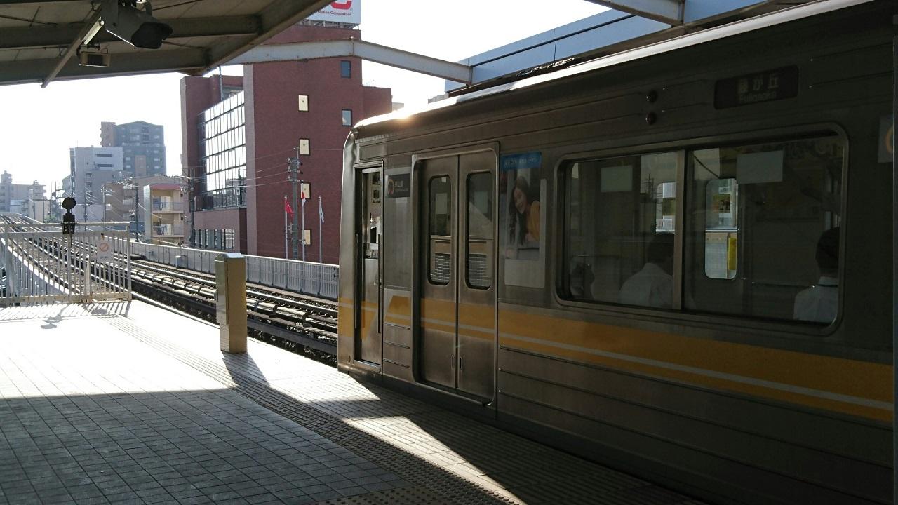 2017.8.24 名古屋 (10) 本郷 - 藤が丘いき 1280-720