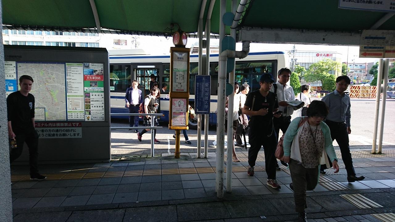 2017.8.24 名古屋 (12) 本郷 - 市バス 1280-720