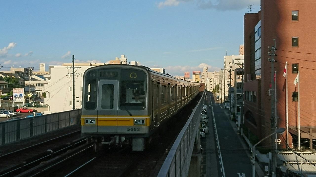 2017.8.24 名古屋 (13) 本郷 - 高畑いき 1280-720