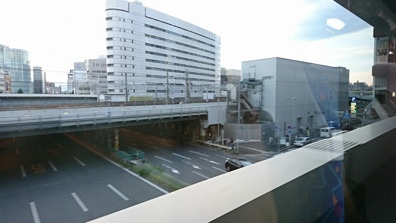 2017.8.25 名古屋 (48) 愛知医科大学病院線 - 名鉄バスセンター 1280-720