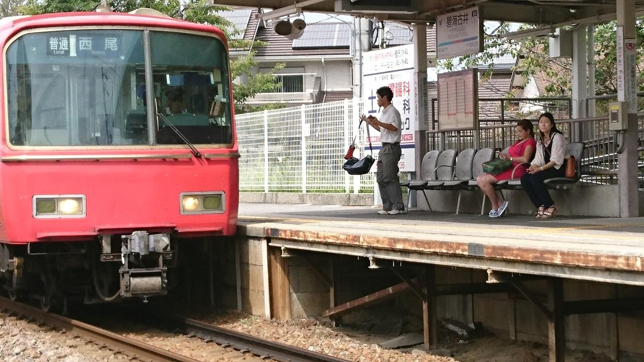 2017.8.28 古井 - 西尾いきふつう
