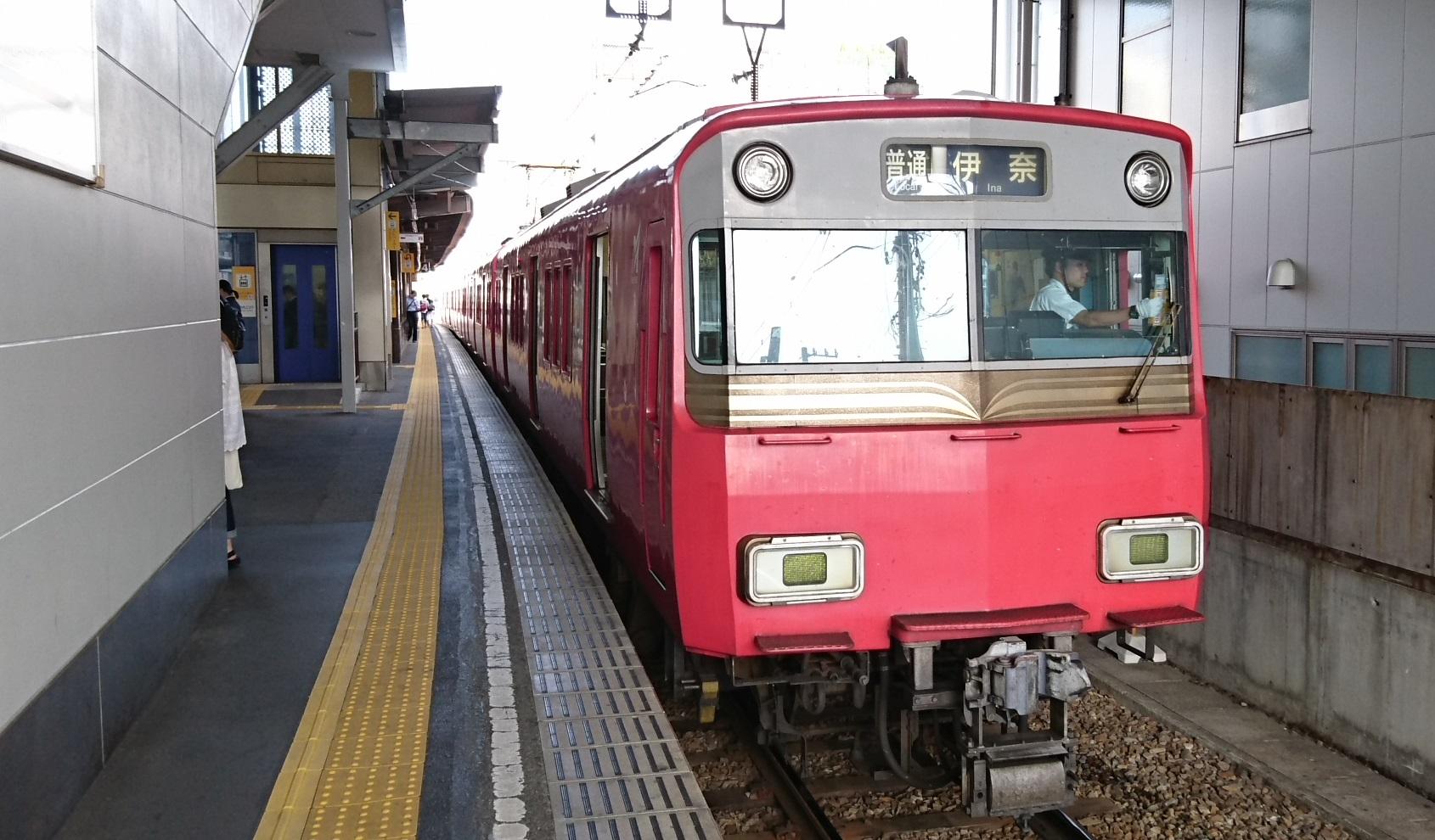 2017.8.30 豊川 (3) 東岡崎 - 東岡崎いきふつう 1690-990