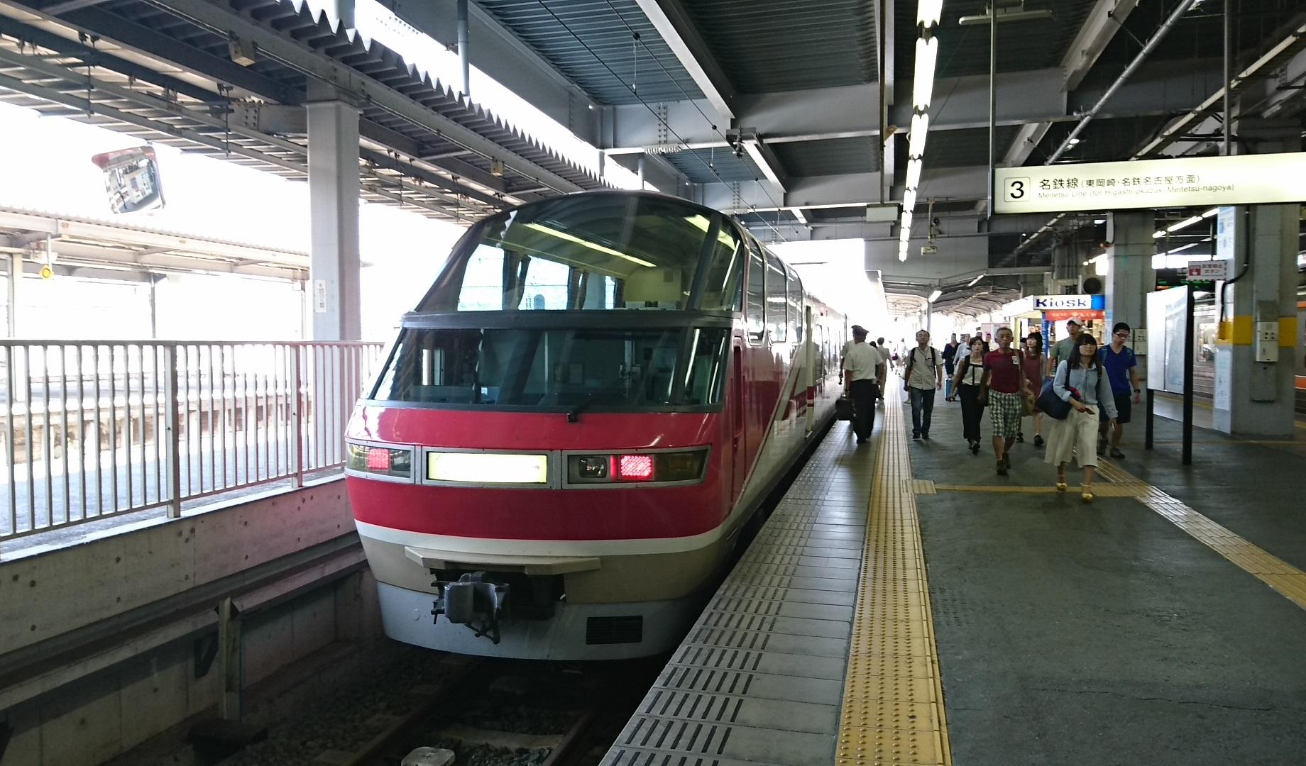 2017.8.30 豊川 (6) 豊橋 - 豊橋いき快速特急 1840-1080