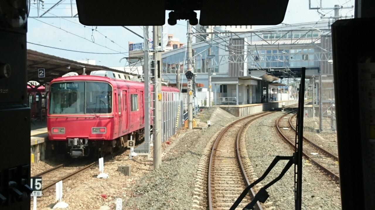 2017.8.30 豊川 (9) 岡谷いきふつう - 豊川 1280-720