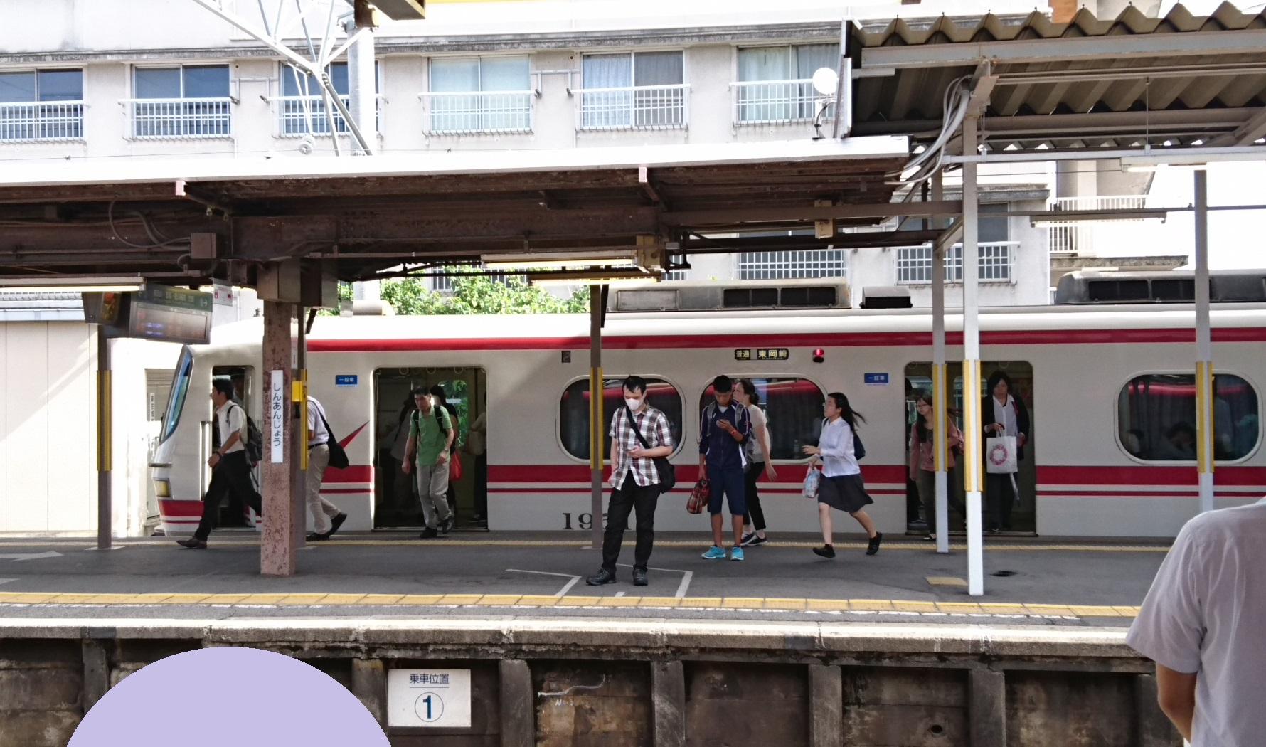 2017.9.18 名古屋 (7) しんあんじょう - 東岡崎いきふつう 1780-1050