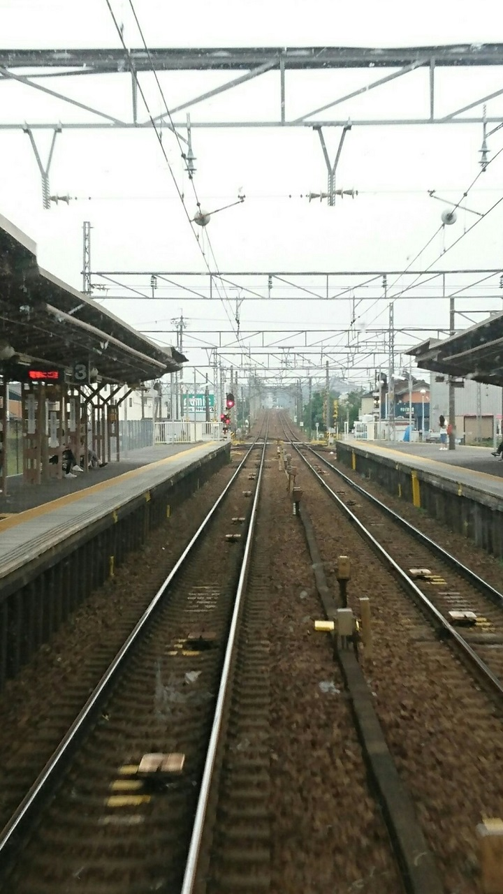2017.9.20 矢作橋 (3) 東岡崎いきふつう - 矢作橋 720-1280