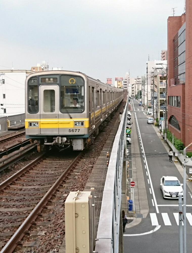 2017.8.29 名古屋 (11-1) 本郷 - 藤が丘いき 1120-1030