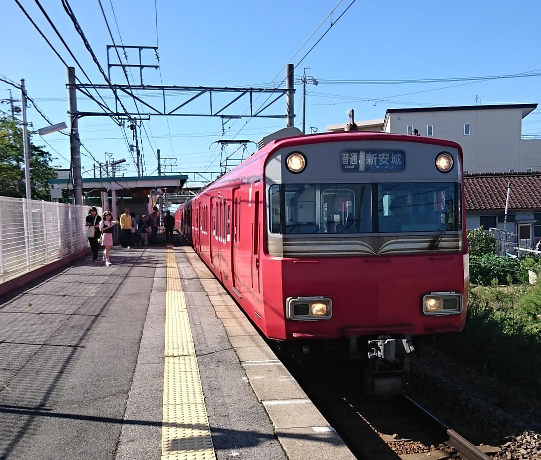 2017.9.18 名古屋 (1-1) 古井 - しんあんじょういきふつう 1080-920