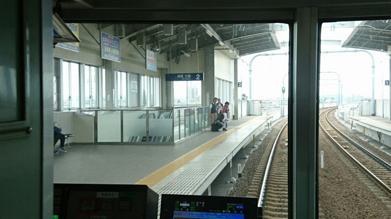 2017.9.27 平坂 (3) 西尾いきふつう - 桜井 1280-720