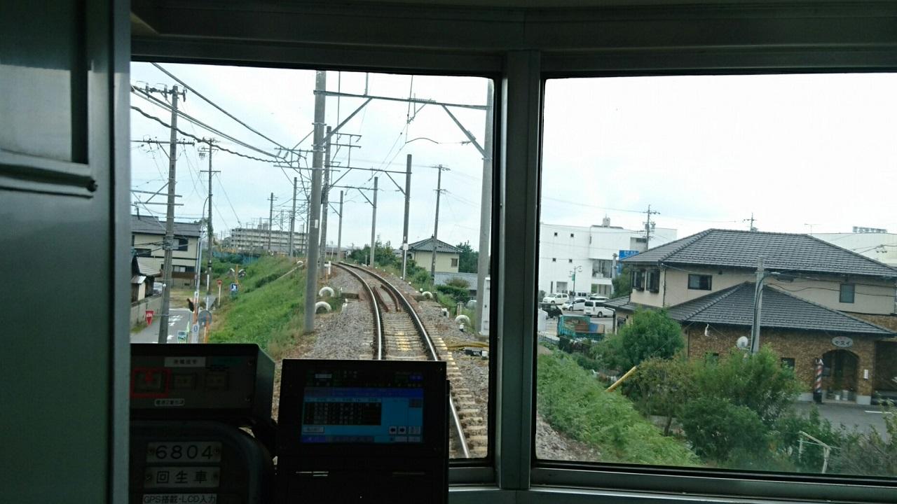 2017.9.27 平坂 (9) 西尾いきふつう - 米津すぎ 1280-720