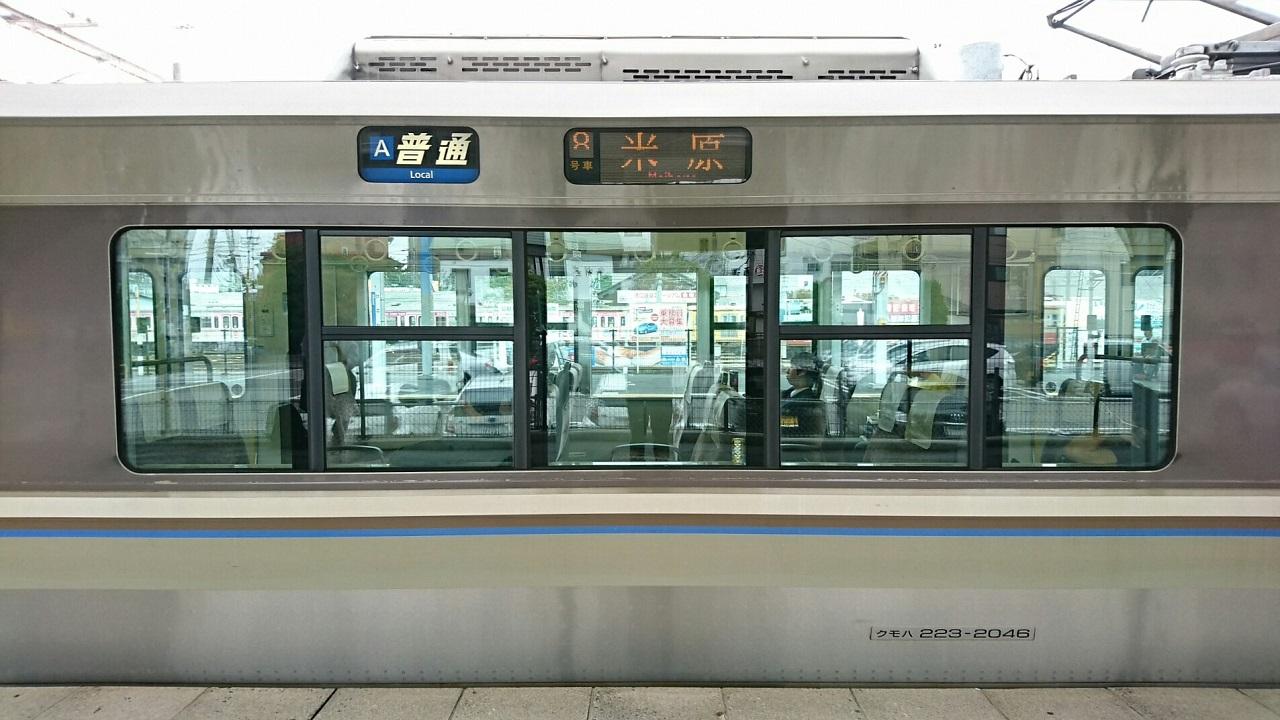 2017.10.7 彦根 (8) 彦根 - 米原いきふつう 1280-720