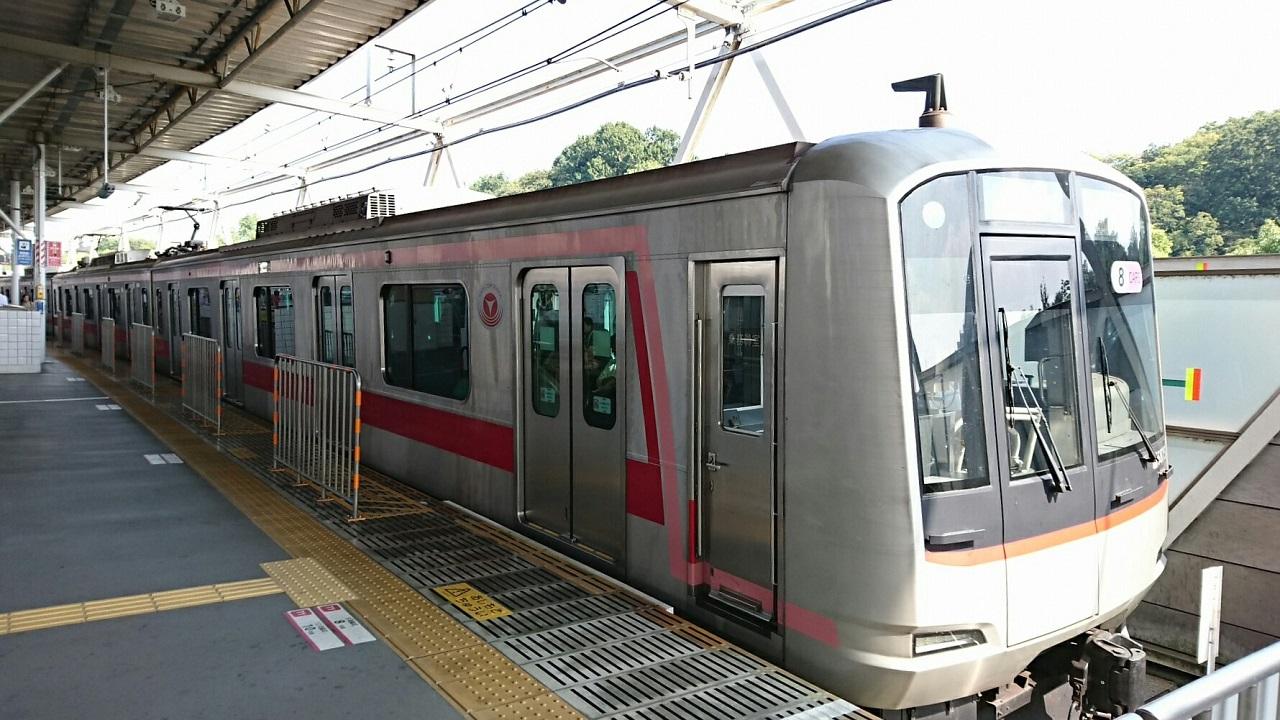 2017.10.12 東京 (22) 多摩川 - 元町・中華街いき急行 1280-720