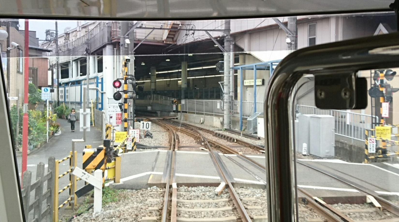 2017.10.12 東京 (130) 下高井戸いきふつう - 下高井戸 1650-920