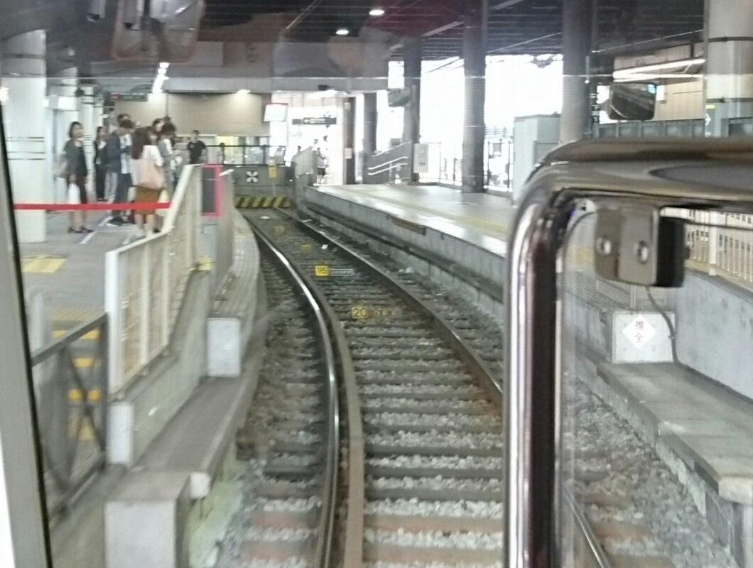 2017.10.12 東京 (131) 下高井戸いきふつう - 下高井戸 1060-800