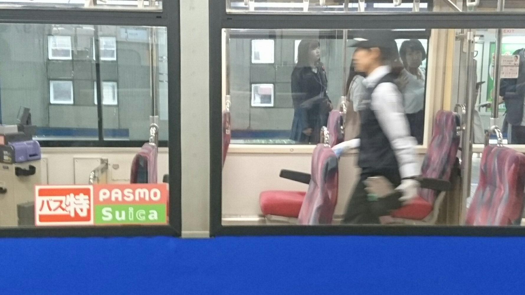 2017.10.12 東京 (134) 下高井戸 - 下高井戸いきふつう 1780-1000